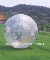 Free shipping inflatable zorb ball for selling
