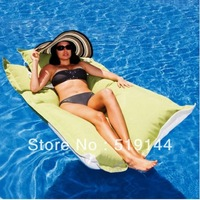 Free shipping 2013 new giant floating beanbag, water swimming bean bag, beanbag float, pool floating beanbags