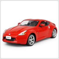 Rastar star models 1:14 Nissan 370Z remote control car model 38700  /Simulation of rc car toy/children radio control car gift