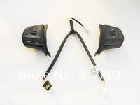 2011-2012 KIA Rio/K2 High quality original Steering wheel Audio,channel and bluetooth control button