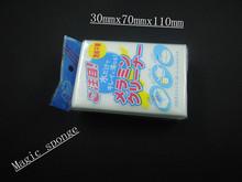100 pcs magic sponge - nanotechnology durable thick cleaning sponge eraser(China (Mainland))