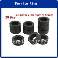 20 Pcs Toroid Ring Ferrite Cores 22.5mm x 13.5mm x 10mm