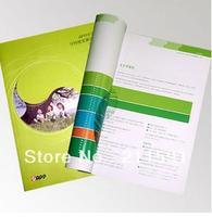 Glue Binding Custom Brochure ,Booklet ,Catalog Maker