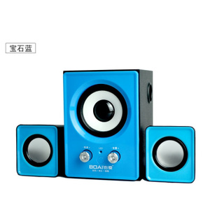 M1 multimedia computer speaker 2.1 wool subwoofer usb