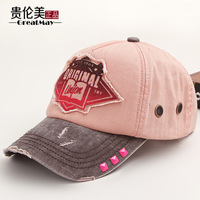 Fashion sports baseball cap male women's lovers summer outdoor cap female