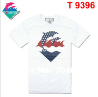 Mens tshirts Pink Dolphin t-shirts (S-XXL) Mixed order 100% cotton high quality and low price 1 PCS shipping free shipping