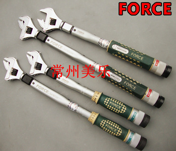 Force tools Activity opening torque wrench/activities/opening torque wrench open / 6 kg wrench - 30 nm