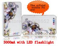 YD-E-300mAh the multifunction mobile power - energy-saving LED desk lamp