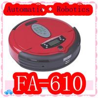 Free Shipping - Smart -FA-610K- intelligent cleaning robot intelligent vacuum cleaner mini slim Sweeper