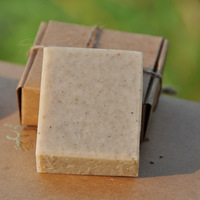 Autumn handmade soap natural soap 70g polygonum multiflorum ginger camellia-oil soap