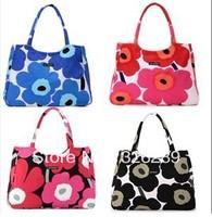 Marimekko 2013 fashion vintage bag OL outfit women's handbag canvas bag shoulder bag