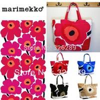 Marimekko 2014 canvas bag handbag shopping bag eco-friendly bag women's handbag