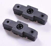 free shipping  pair  310 / bicycle brake pads / mountain bike brake pads / / mountain bike V-brake pads