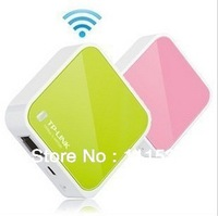 TP LINK TL WR702N 150Mbps Mini Portable USB WiFi Wireless Router Fress Shipping