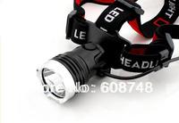 20pcs/lot Newest  Hot Sale bicklight headlamp 1600 Lumens CREE XM-L T6 LED Headlamp Headlight