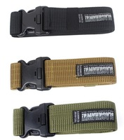 2013 Special forces the Tactical Belt rescue hammer down the belt , the outer belt free shipping