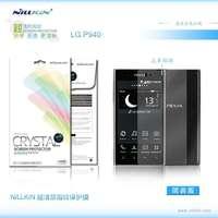 High Quality Original Nillkin HD Screen Protector For LG P940, Anti-fingerprint,2PCS/lot ,free shipping