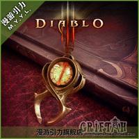 Diablo 3 III Horadrim Watchmen Amulets Leah Necklace Pendant Free Shipping Wholesale Game Jewelry