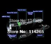 7W 700LM Mini LED Torch CREE XT Q5 T6 LED Flashlight Adjustable Focus Zoom flash Light Lamp Free shipping