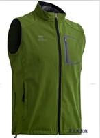 Fashion men's jacket vest! Waterproof, breathable ! 3 color!