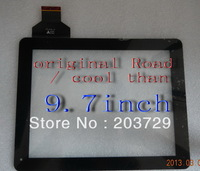 Special offer 9.7 inch original road  Cool than  Multi Touch Capacitive screen free shipping