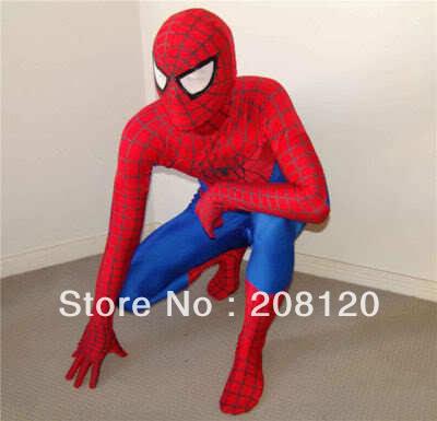 Cheap Price Spiderman 2 Costumes -Aliexpress.com