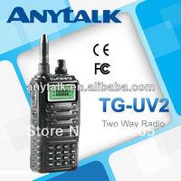 Quansheng TG-UV2 high quality 2 band ham radio