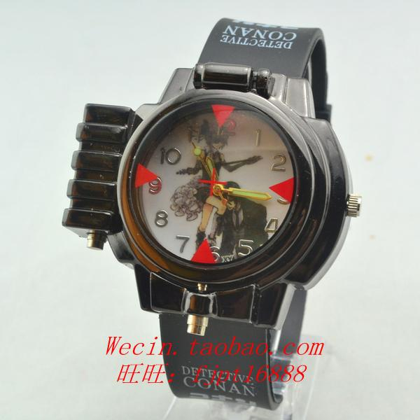 Boy watches male watch casual accustoming laser sheet(China (Mainland))