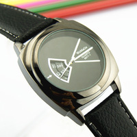 Free shipping 2013 Korean version of personality turntable tide fashion personality Men couple watches ts