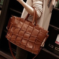 2013 New arrival items retro fashion totes for women PU leather shoulder bag ladies handbags wholesale free shipping