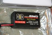 20C 11.1V 1500mAh Battery Parrot AR.Drone 2.0 Quadcopter Spare Upgrade Battery