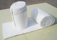 Exhaust manifold thermal insulation cotton