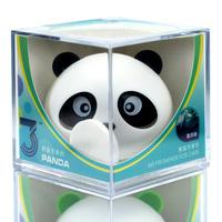 Creative household groceries panda model car furnishing articles