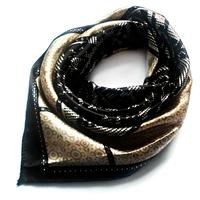 Mix Wholesales 52cm Polyester Small Square Scarf Men Gentleman prom cravat pocket towel Outdoor Sports CS Head scarf Headband