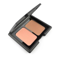 Elf studio professional two-color trimming blush powder blusher shadow powder xiu yan