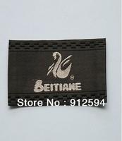 Custom Clothing Woven Label Sew on Garment