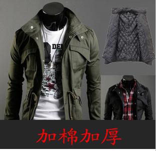 2013 spring male jacket male slim coat male slim jacket Men outerwear(China (Mainland))