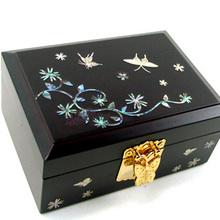 popular antique jewelry box