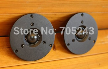pair 2pcs HIEN tweeter clone on Dynaudio T330 .better than scanspeaker 9500.