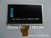 7inch  TL p76ti display lcd  screen FPC 20000938 - 00