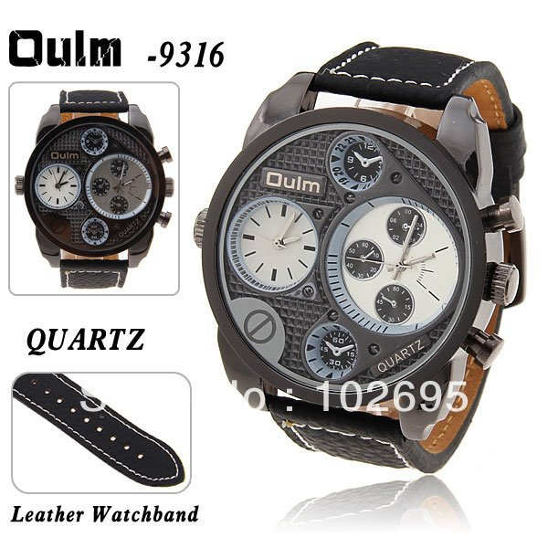 Oulm Movt 9306 ручка cross sauvage brown chrome at0312 4