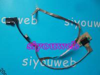 NEW original LCD VIDEO CABLE DC02001AV20 for ASUS A53U K53T K53U K53Z X53B , free shipping