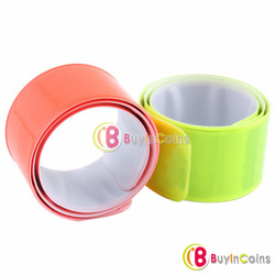 Bike Bicycle Reflective Safety Pant Band Leg Strap Belt[4857|01|01](China (Mainland))