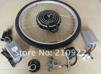 Free Shipping ! Wholesale 36V 250W Front Wheel Conversion Kits DIY Ebikes Electric Bicycle Conversion Kits