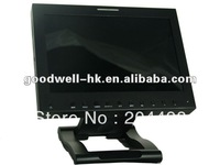 Free Shipping 1280x 800 12.1 Inch broadcasting 3G-SDI monitor with metal frame