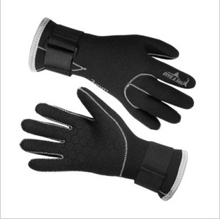 Sail 3mm submersible dive gloves wear-resistant submersible work gloves