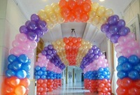 Free Shipping  Marriage wedding balloon Party Birthday balloon arch 10 inch pearl balloon decoration wholesale,  PQ0006