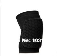 Free Shipping Professional Basketball Gear Anti-collision Knee protective super cellular system Knee Pad 2 pcs/lot