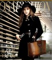 2013 new tide in Europe and America leather handbag crocodile grain ostrich grain one shoulder portable oblique cross female bag