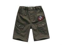Wholesale 6 pcs summer Children Child boy Kids coffee green white Casual cotton Shorts Pants Trousers Bottoms PEXS31P61